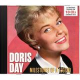 Doris Day Milestones Of A Legend   Novo Lacrado Original