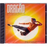 Dragão   A História De Bruce Lee Cd Trilha Filme Dragon