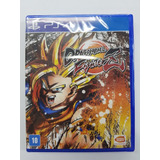 Dragon Ball Fighter Z Ps4  Mídia Física Cd