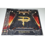Dragonforce   Re powered Within  cd Lacrado