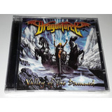 Dragonforce   Valley Of The Damned  cd Lacrado