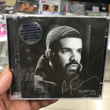 Drake   Scorpion Cd Duplo Original Lacrado Pronta Entrega