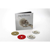 Dream Theater Distance Over Time 2cd blu ray dvd Artbook