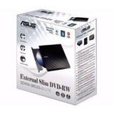Drive De Dvd Slim Usb Para Notebook Ultrabook Na Caixa D2