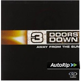 Dualdisc 3 Doors Down Away From The Sun