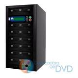 Duplicadora De Dvd E Cd Com 7 Gravadores Philips Lite on