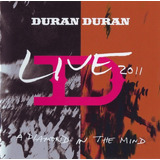 Duran Duran: A Diamond In The Mind Live 2011   Cd Rock