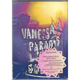 Dvd 2cds Vanessa Paradis   Love Songs Tour Deluxe Ed  Limita