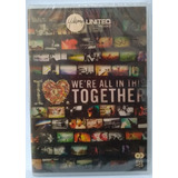 Dvd cd Hillsong United We re All In This Together 2011