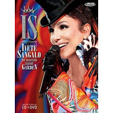 Dvd cd Ivete Sangalo No Madison Square Garden   Novo