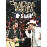Dvd cd Jads E Jadson   Balada Bruta   Kit