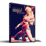 Dvd   Cd Britney Spears Oops I Did It Again Tour London