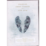 Dvd   Cd Coldplay   Ghost Stories Live 2014   Novo