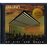 Dvd   Cd Hillsong United   Of Dirt And Grace   Live From The