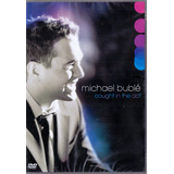 Dvd   Cd Michael Bublé   Caught In The Act