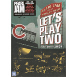 Dvd   Cd Pearl Jam    Let s Play Two