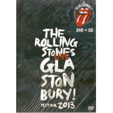 Dvd   Cd The Rolling Stones   Live   Novo Lacrado