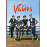 Dvd   Cd The Vamps   Meet The Story Of The Vamps   Novo