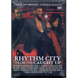 Dvd   Cd Usher   Rhythm City   Volume One : Caught Up   Novo