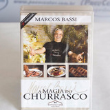 Dvd   A Magia Do Churrasco Por Marcos Bassi
