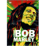 Dvd   Bob Marley   Dossiê  Lacrado