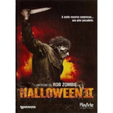 Dvd   Halloween 2   Robie Zombie