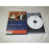Dvd   Luciano Pavarotti   My Heart Is Delight