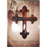 Dvd   Poderoso Deus  coletânea E Testemunho  tony Allysson