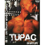 Dvd 2pac Tupac Shakur   The Videos Anthology Lacrado Orignal