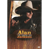 Dvd Alan Jackson   The Country Man   Novo