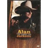 Dvd Alan Jackson   The Country Man