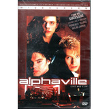 Dvd Alphaville   Live And Clip