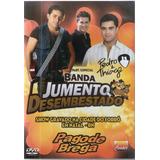 Dvd Banda Jumento Desembestado Ao Vivo Natal Original