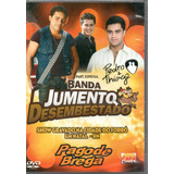 Dvd Banda Jumento Desembestado Com Pedro E Thiago