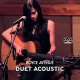 Dvd Boyce Avenue Duet Acoustic Ao Vivo