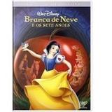Dvd Branca De Neve E Os Sete Anoes   2 Discos Com Luva