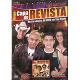 Dvd Capa De Revista   Ao Vivo Em São Paulo S T Hall   Forró
