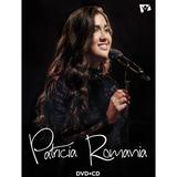 Dvd Cd Patricia Romania Ao Vivo Novo Tempo