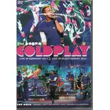 Dvd Coldplay Em Dobro   Live In Germany 2011