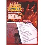 Dvd Cpm 22   O Video1995 A 2003   Rock Original E Lacrado
