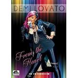 Dvd Demi Lovato From The Heart Documentary Original Lacrado