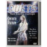 Dvd Duets Vem Cantar Comigo Gwyneth Paltrow Huey Lewis Paul