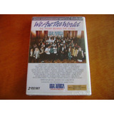Dvd Duplo Importado   We Are The World   Usa For Africa   Fg