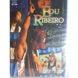 Dvd E Cd Edu Ribeiro   Lacrado