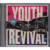 Dvd E Cd Hillsong Young & Free Youth Revival Acoustic  biblo