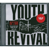 Dvd E Cd Hillsong Young & Free Youth Revival Lc55