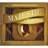 Dvd E Cd Kari Jobe Majestic Bl55