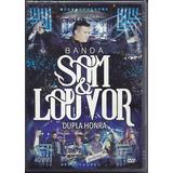 Dvd E Cd Som E Louvor Dupla Honra Ao Vivo B90