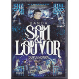 Dvd E Cd Som E Louvor Dupla Honra Ao Vivo Lc90