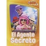 Dvd El Agente Secreto temporada 1 cd 5